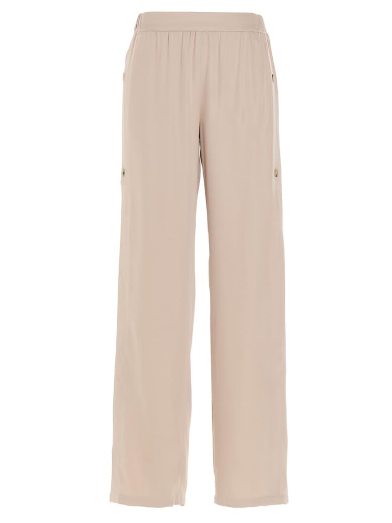 Aeron 'flores' Pants - Beige