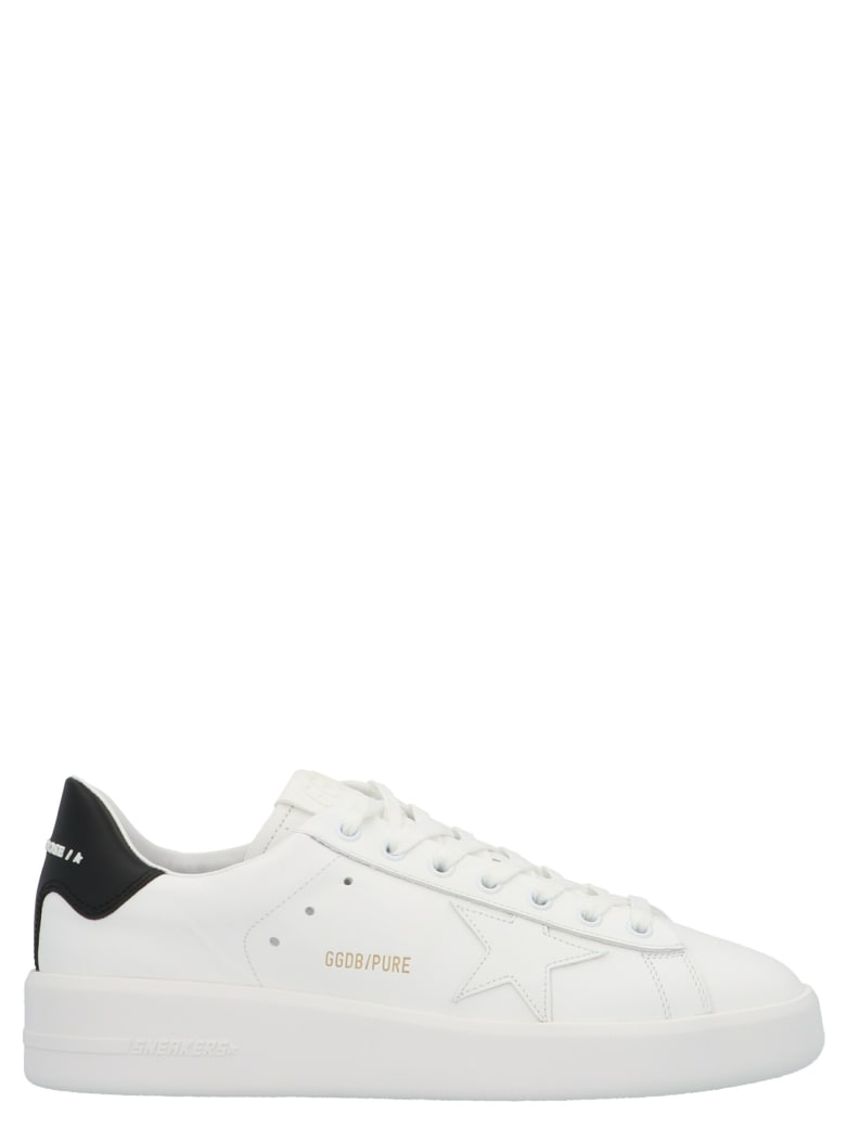 Golden Goose 'ballstar' Shoes - White