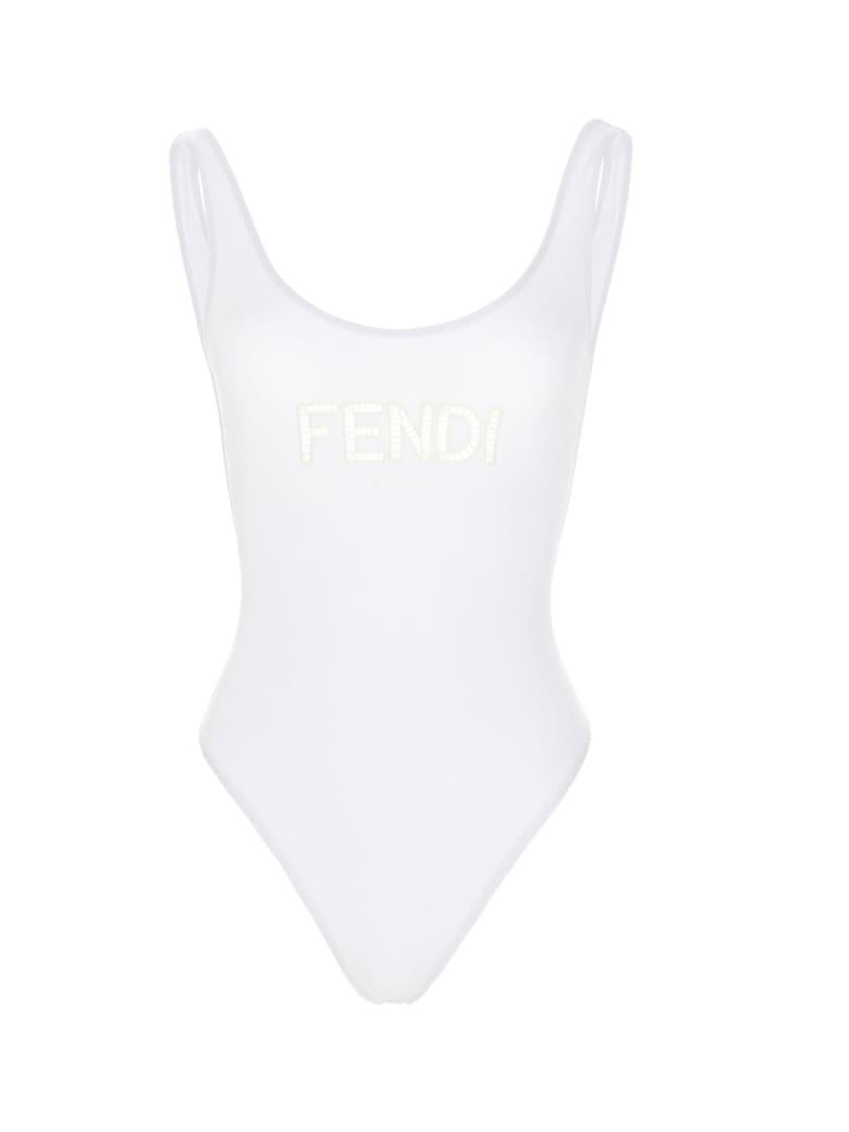 Fendi Swimsuits - White