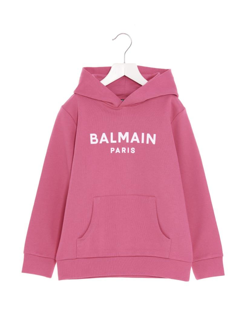 Balmain Sweatshirt - Fuchsia