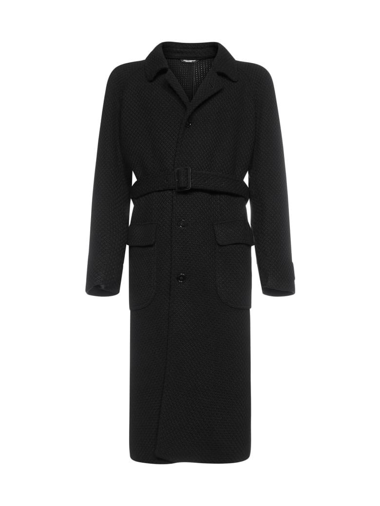 Dolce & Gabbana Coat - Nero