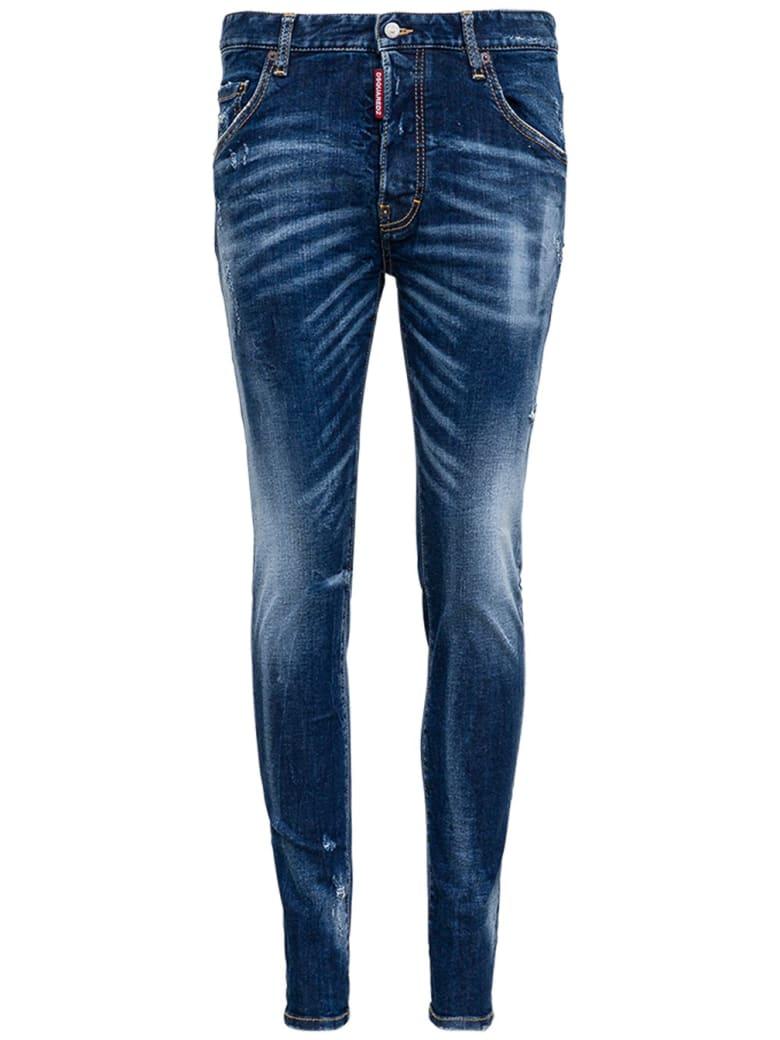 Dsquared2 Twinky Denim Jeans - Blu