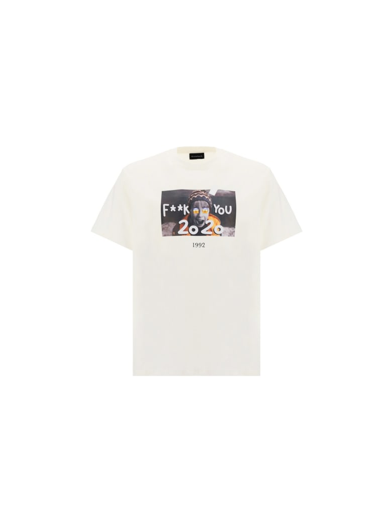 Throwback T-shirt - Off white