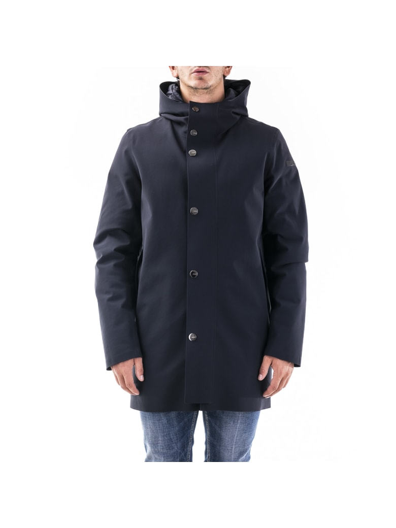 RRD - Roberto Ricci Design Coat - Blue