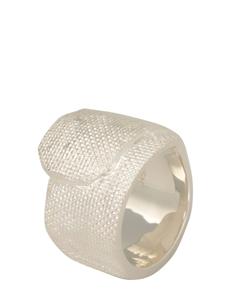 AMBUSH Band-aid Ring - SILVER