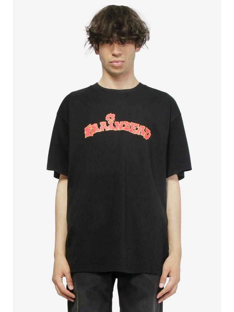 Brain Dead Big Shot T-shirt - black