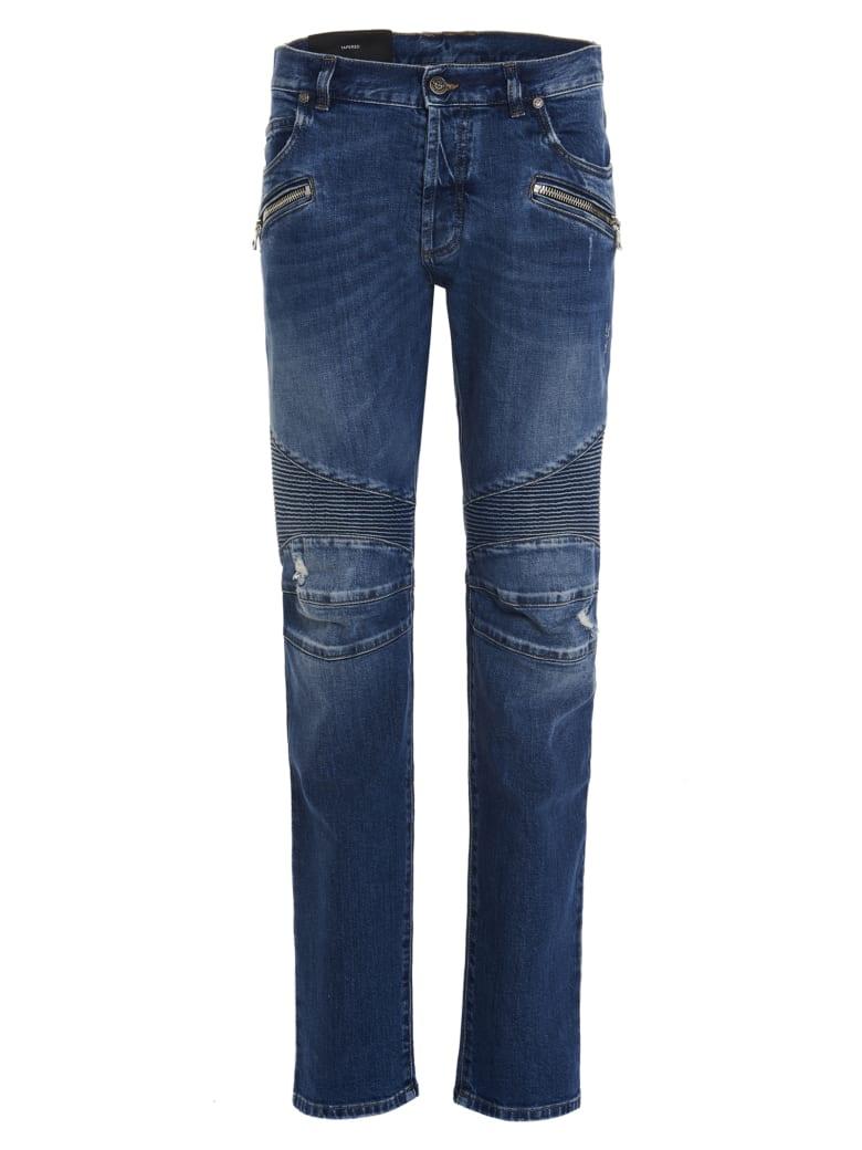 Balmain Jeans - Blue