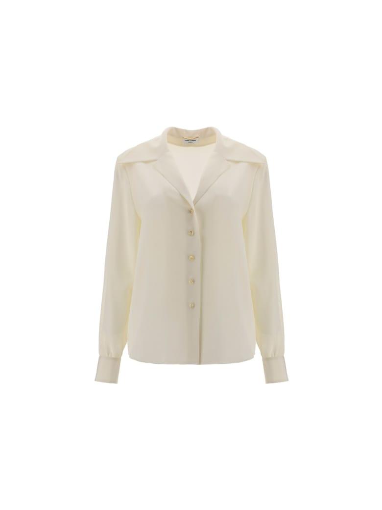 Saint Laurent Shirt - Craie