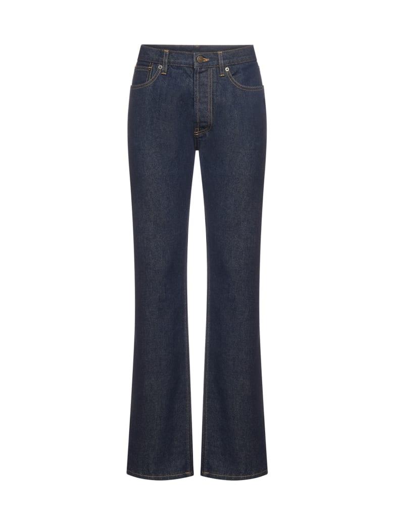 Maison Margiela Jeans - Blu denim raw