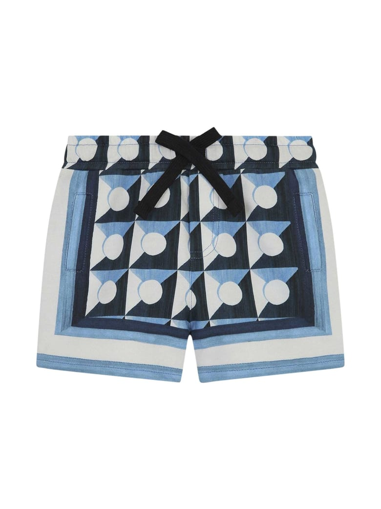 Dolce & Gabbana Bluette Shorts - Bluette