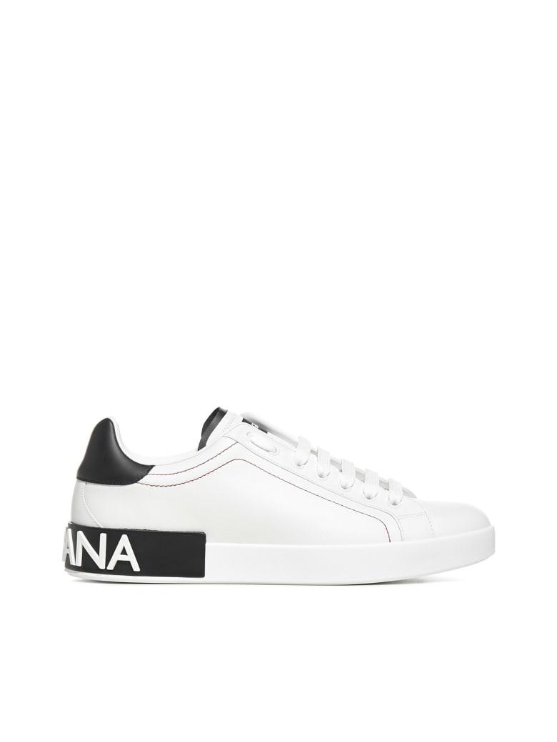 Dolce & Gabbana Sneakers - Bianco nero