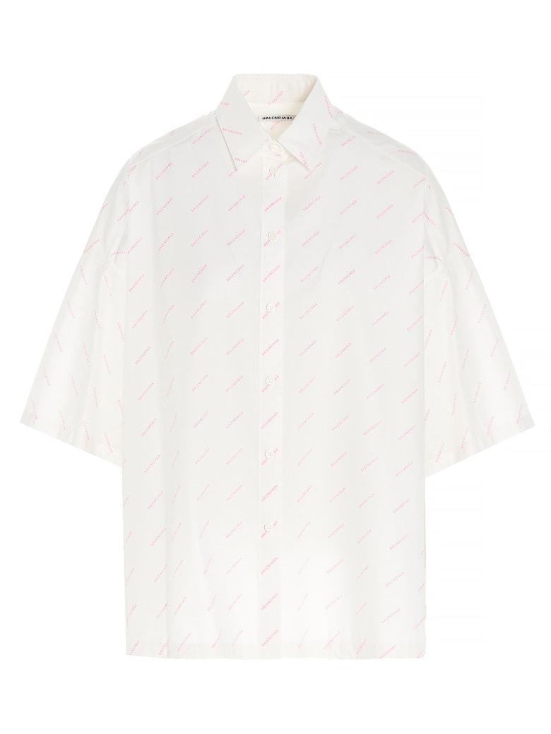 Balenciaga Shirt - White