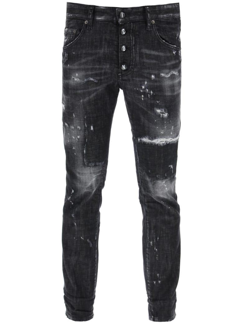 Dsquared2 Skater Jeans - Nero