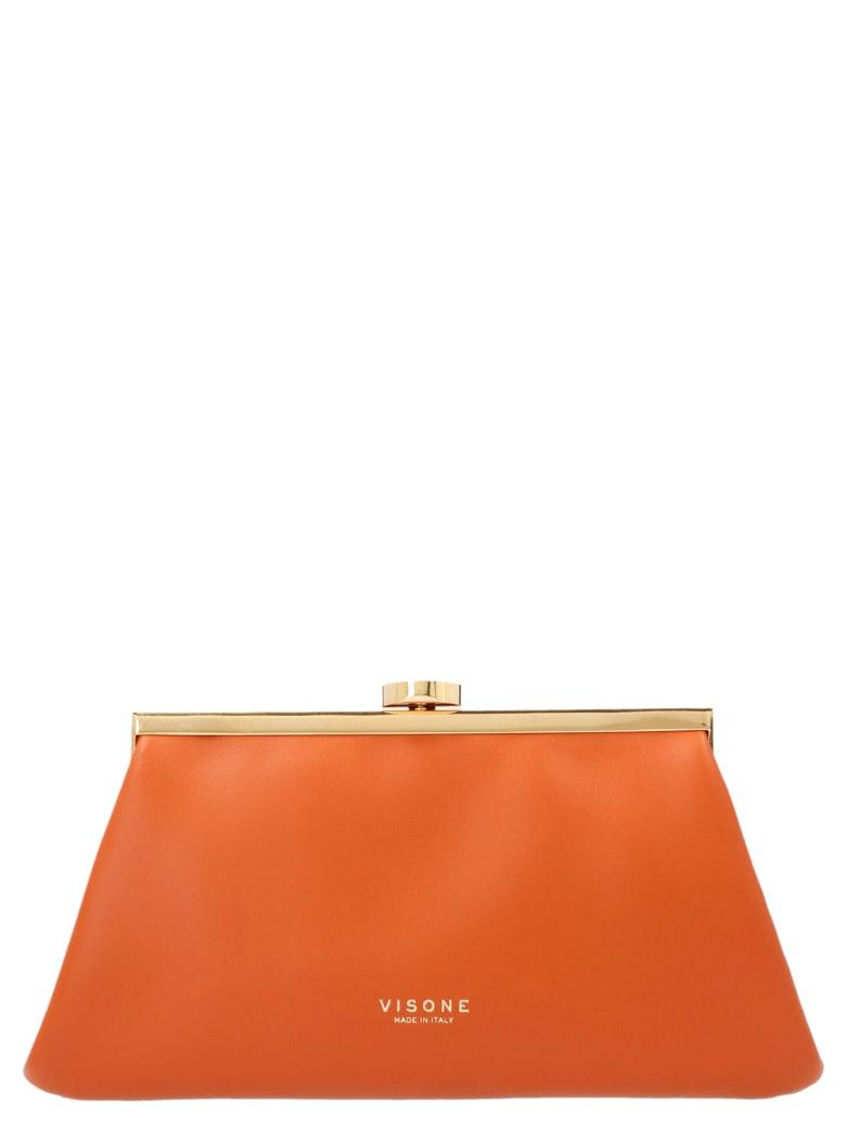 Visone 'rossy' Bag - Orange
