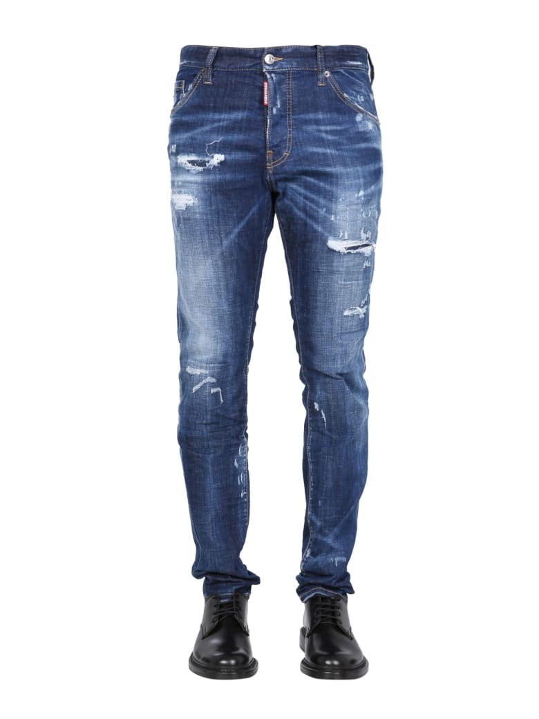 Dsquared2 Cool Guy Jeans - Blu Denim