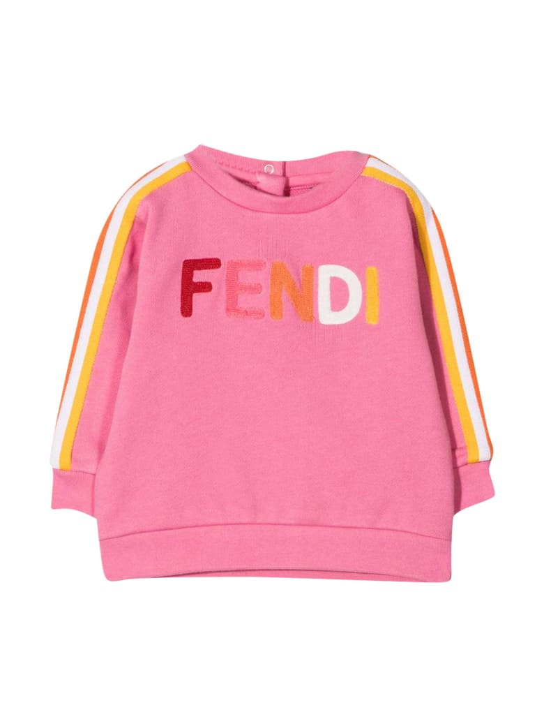 Fendi Pink Sweatshirt - Rosa