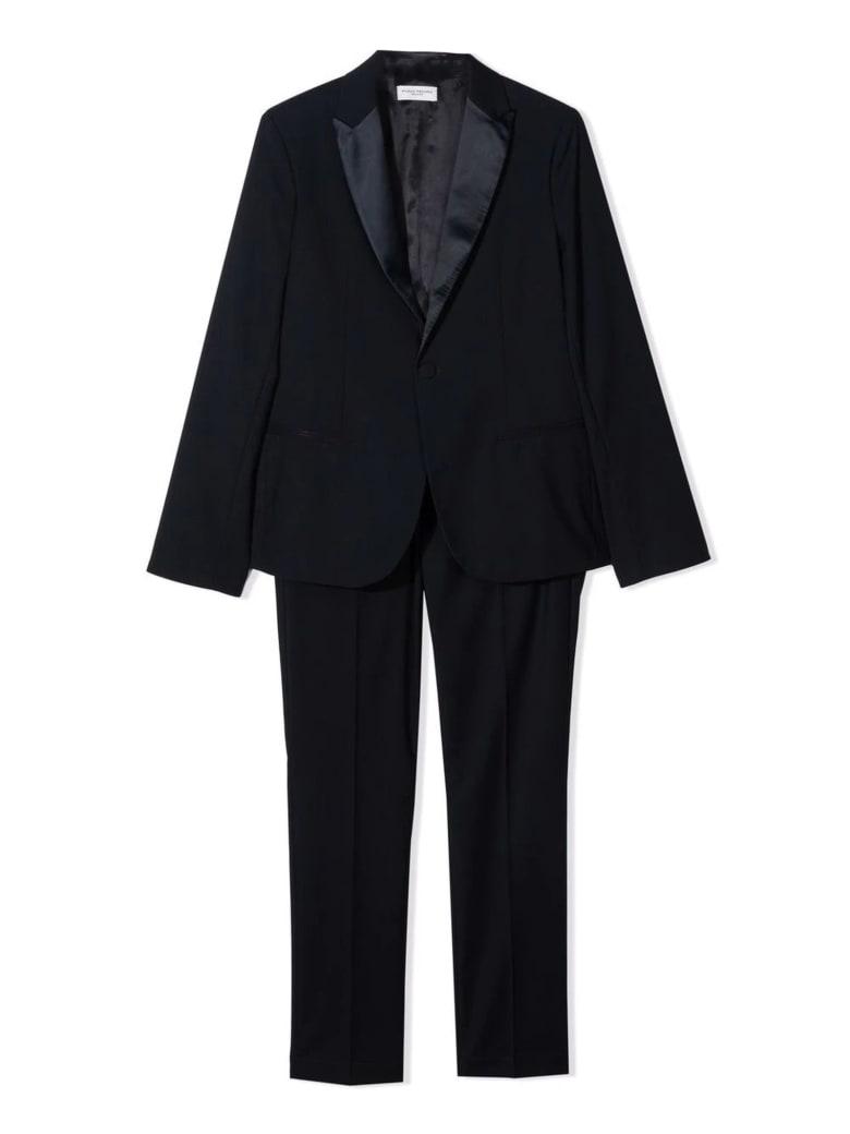 Paolo Pecora Two-piece Peak-lapel Suit - Blu