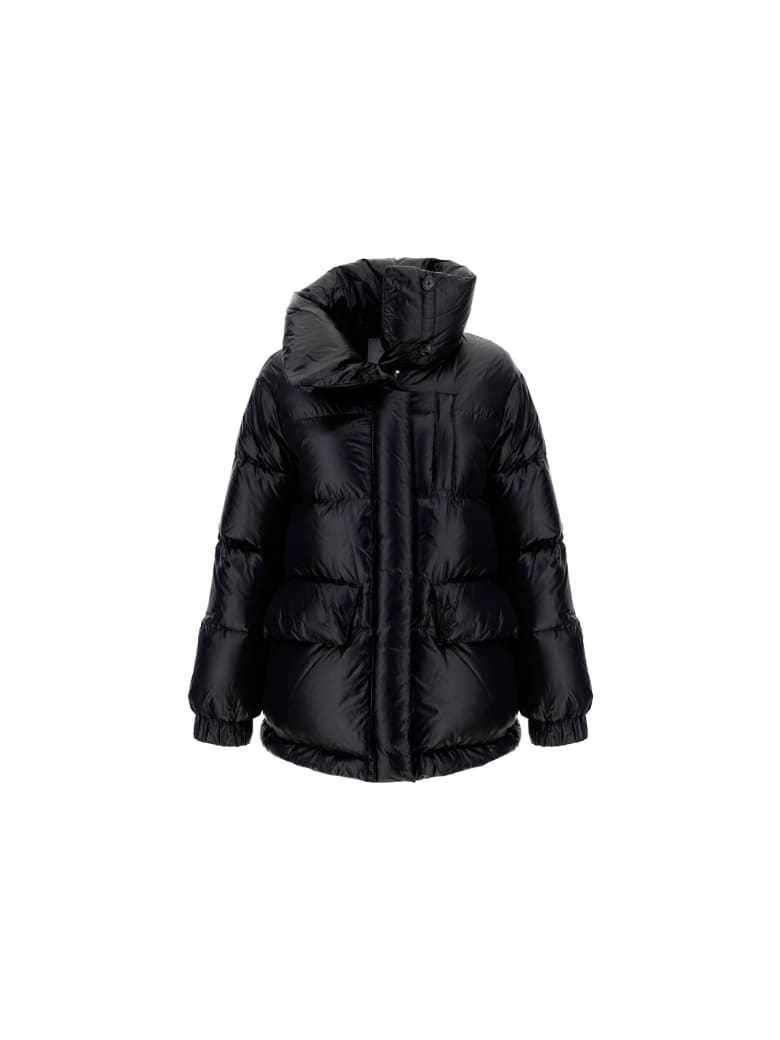 Woolrich Woolen Mills Woolrich Woolen Aliquippa Puffer Jacket - Black