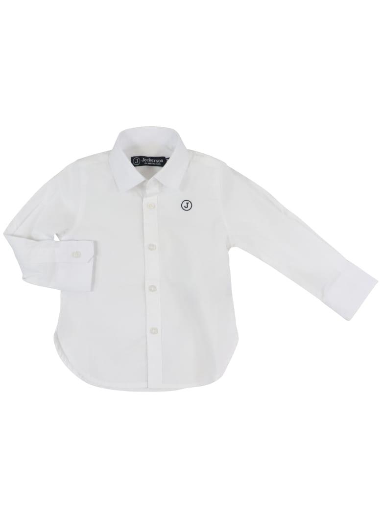 Jeckerson Cotton Shirt - WHITE