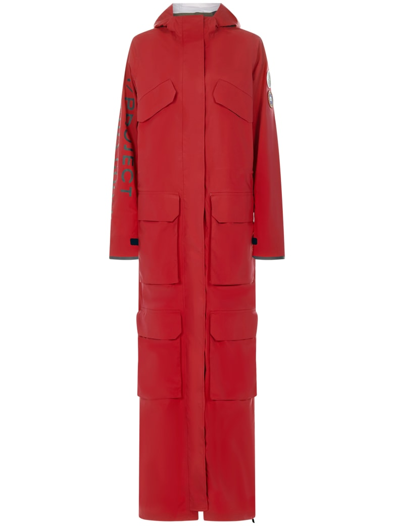 Y/Project X Canada Goose Seaboard Jacket - Pink