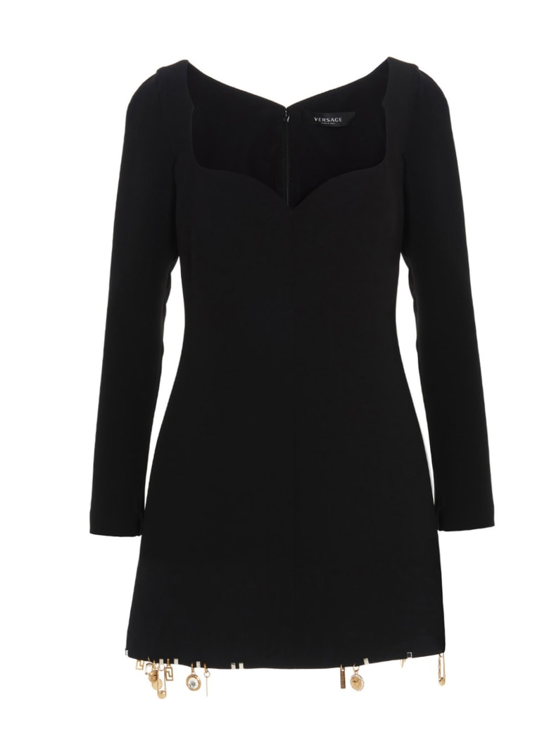 Versace Dress - Black