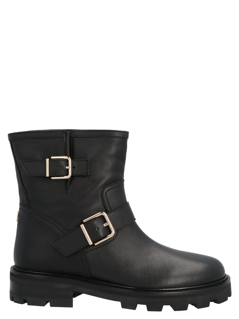 Jimmy Choo 'youth Ii' Shoes - Black