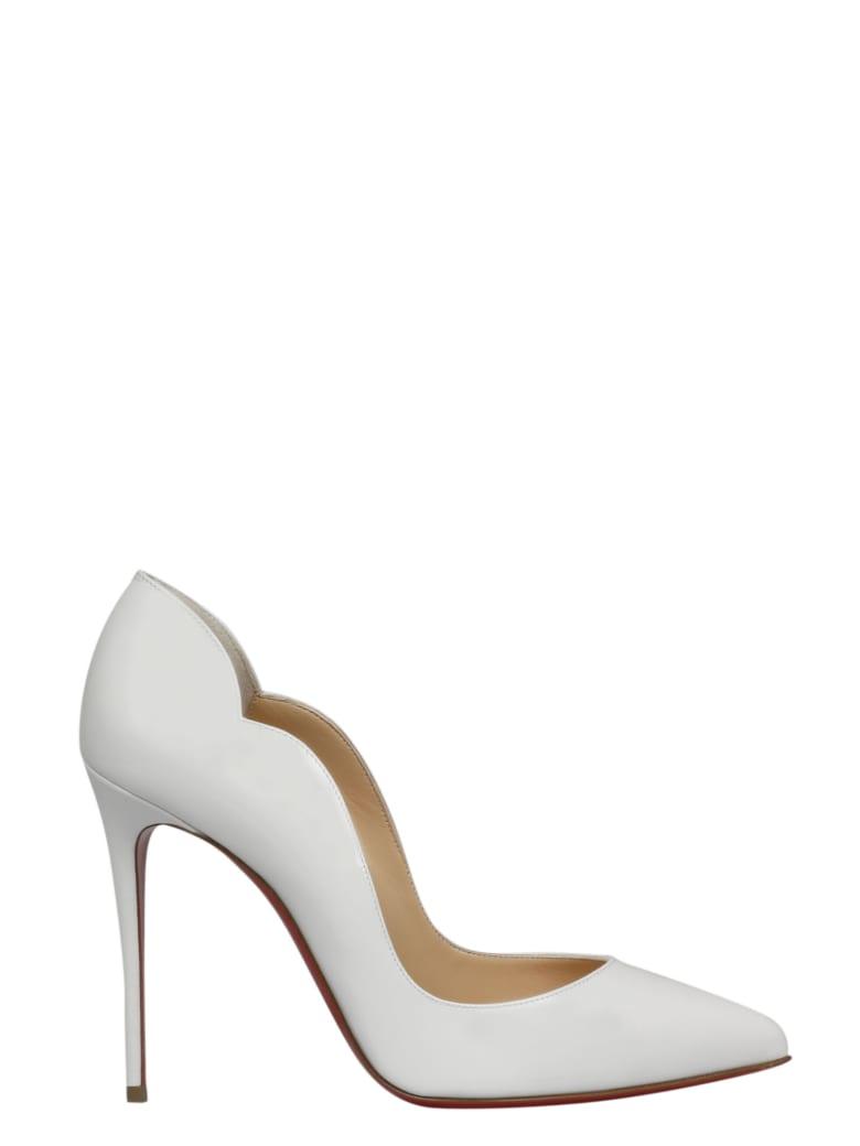 Christian Louboutin Hot Chick Pumps - White
