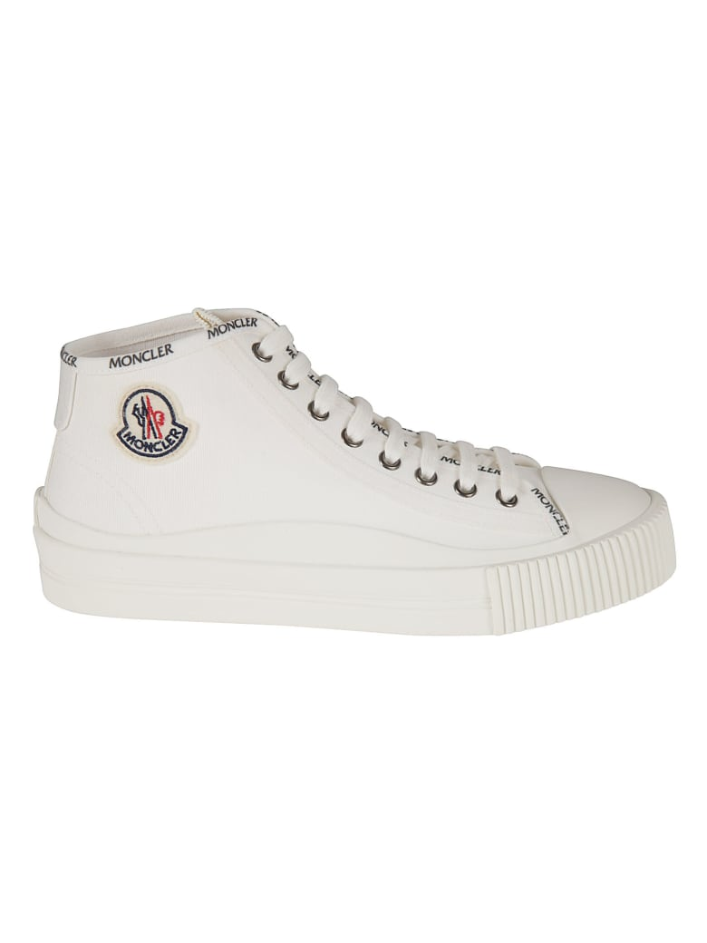 Moncler Lissex Sneakers - Bianco