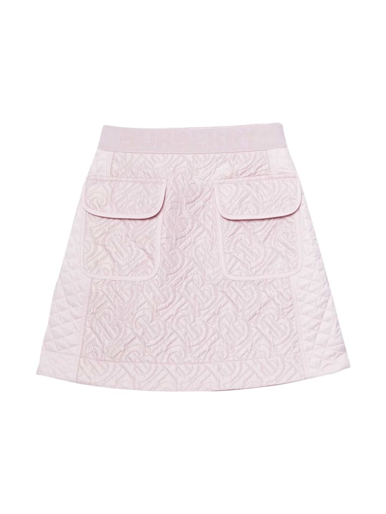 Burberry Pink Skirt - Rosa
