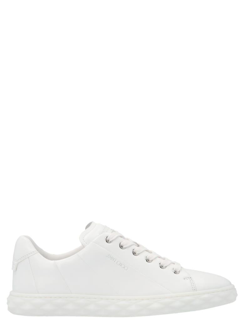 Jimmy Choo 'diamond Light' Shoes - White