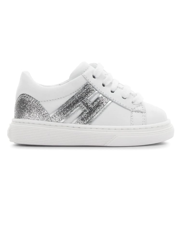 Hogan White H365 Sneakers - Bianco