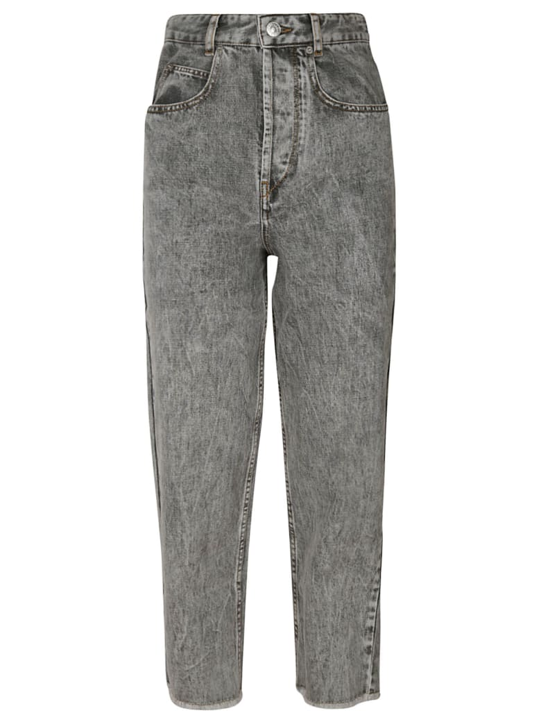 Isabel Marant Laliskasr Jeans - Grey
