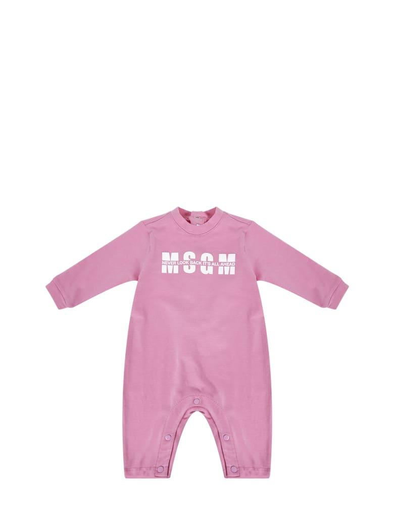 MSGM Kids Set - Pink