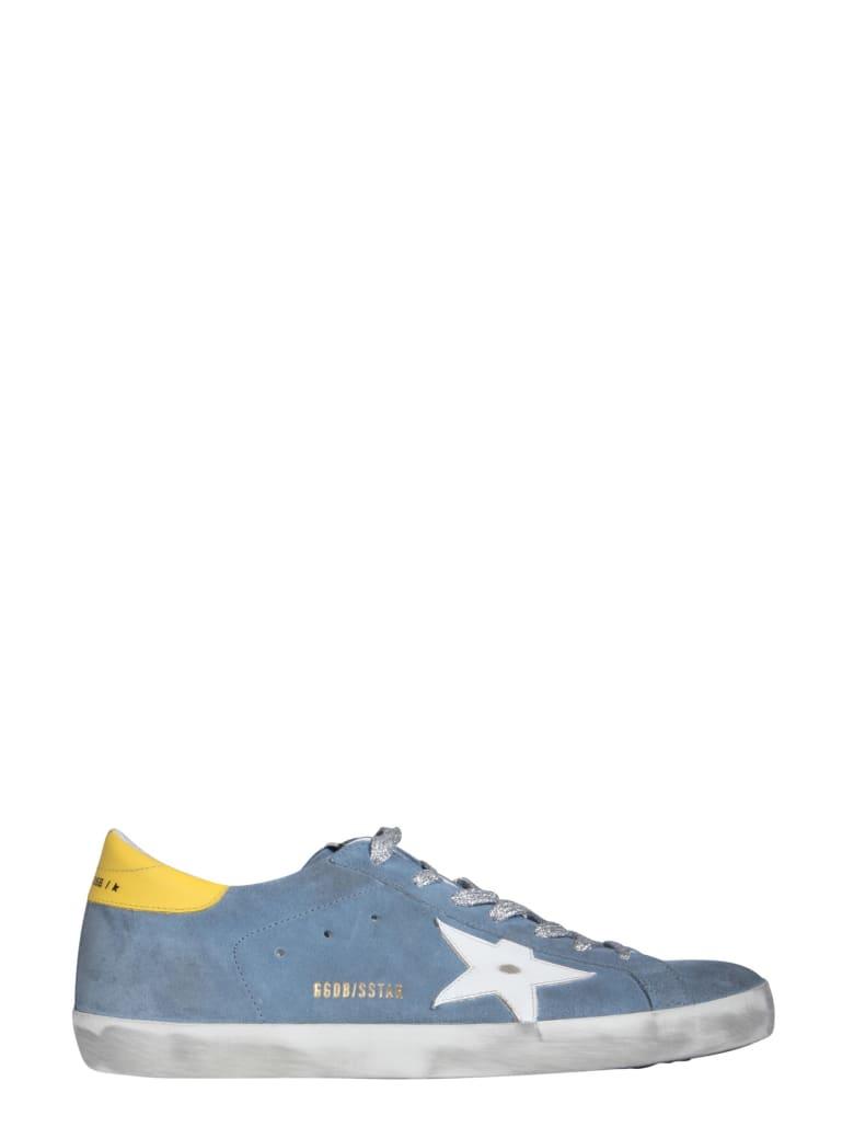 Golden Goose Super-star Sneakers - MULTICOLOR