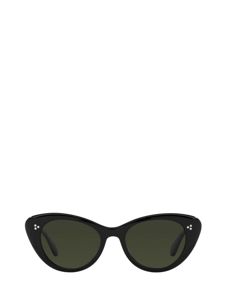 Oliver Peoples Oliver Peoples Ov5415su Black Sunglasses - Black