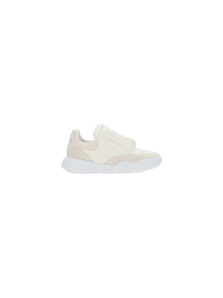 Alexander McQueen Alexander Mc Queen Sneakers - White/white