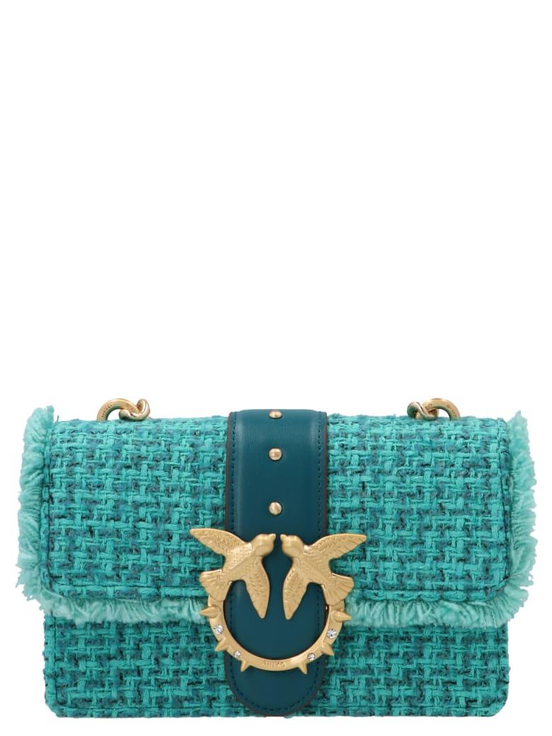 Pinko 'love Mini Icon Madame' Bag - Green