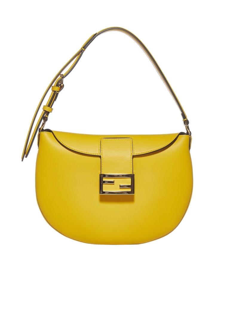 Fendi Shoulder Bag - Mimosa oro soft