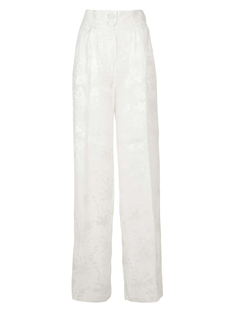 Hebe Studio Pants - Wht Bianco