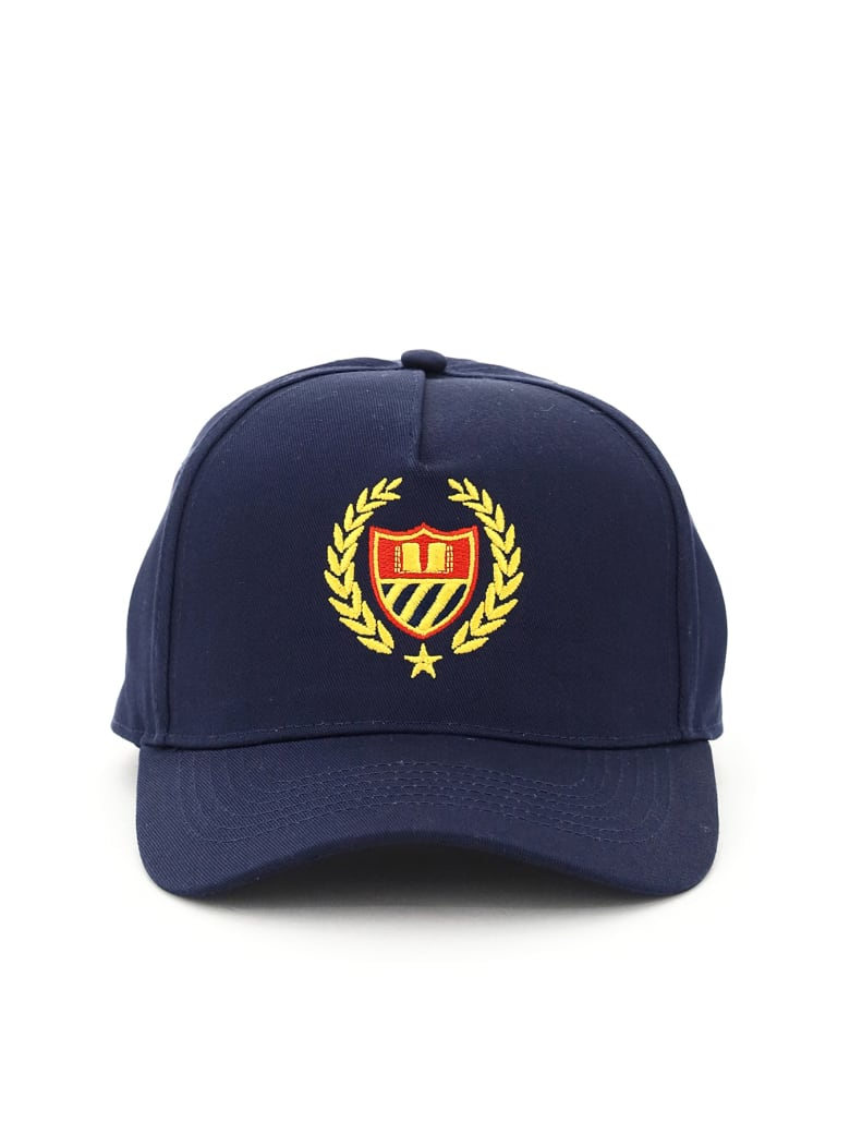 Bel-Air Athletics Baseball Cap Academy Crest - Blu