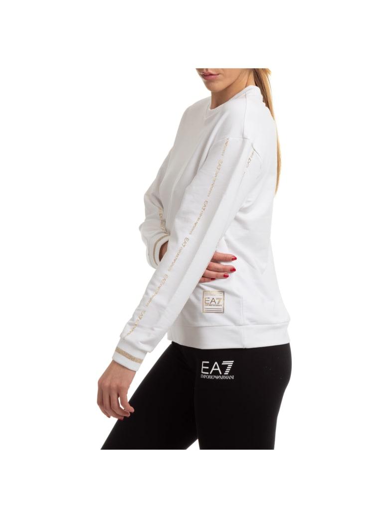 EA7 Emporio Armani Ea7 Spencer Sweatshirt - White