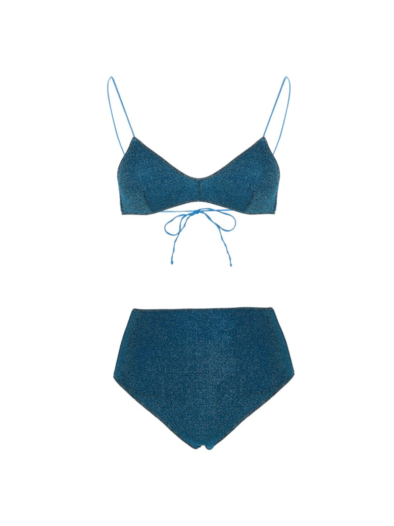 Oseree 'lumiere' Beachwear - Blue