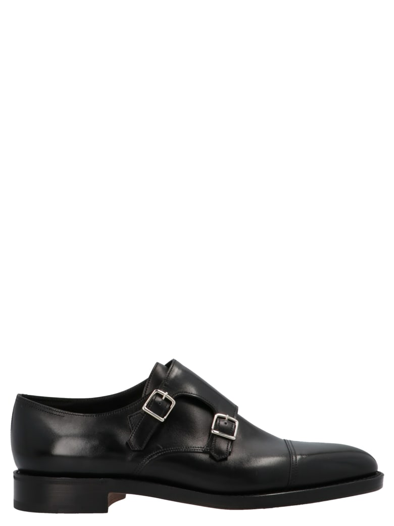John Lobb 'william' Shoes - Black