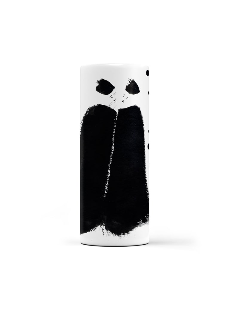 Kiasmo Vases Empire Vi - Black/White