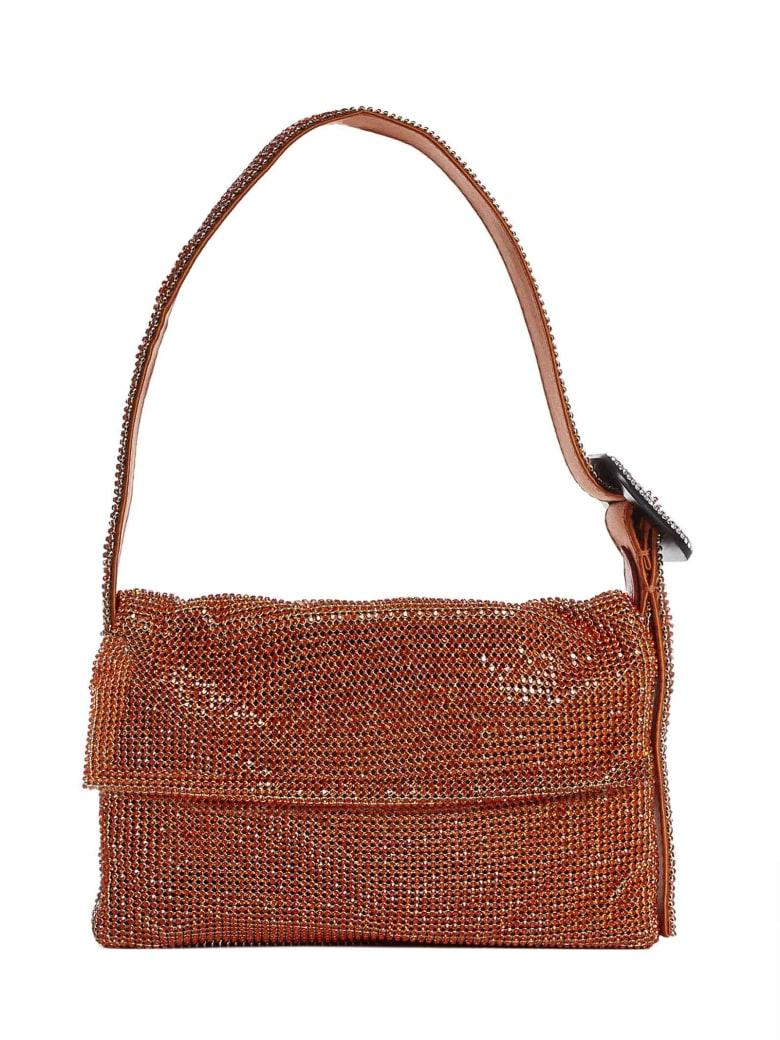 Benedetta Bruzziches Vitty Mignon Shoulder Bag - Orange