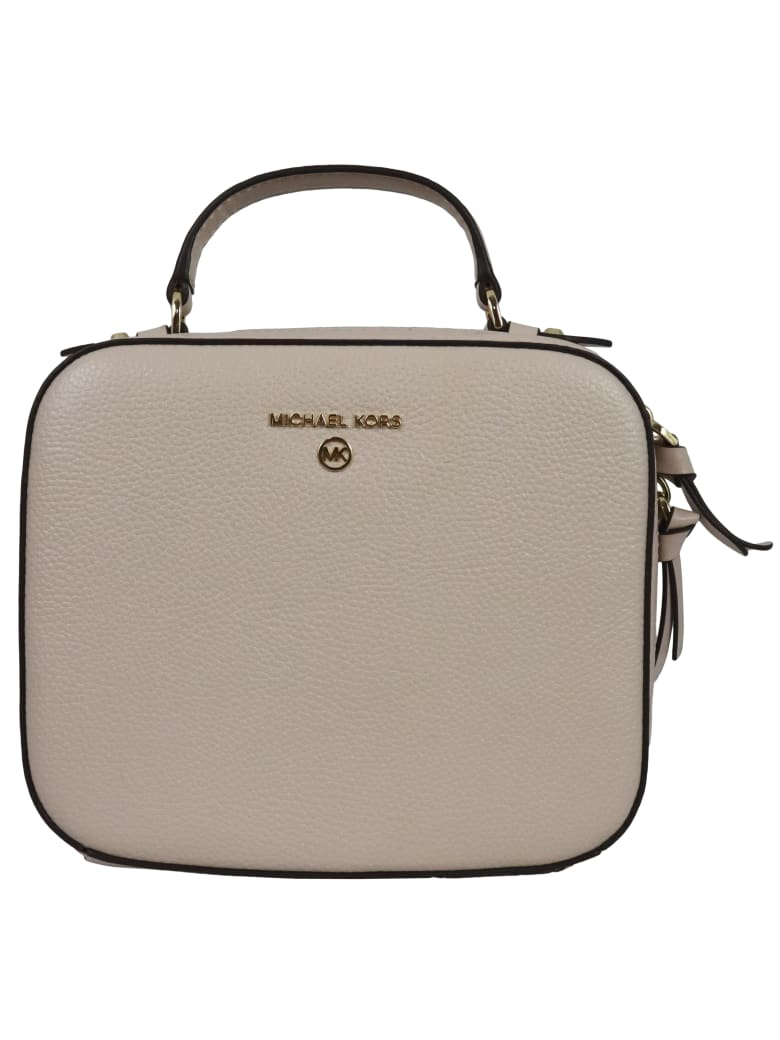 Michael Kors Md Th Xbody Shoulder Bag - POWDER PINK