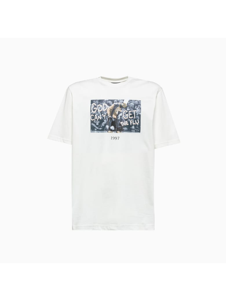 Throwback T-shirt Tbt-45s1 - White