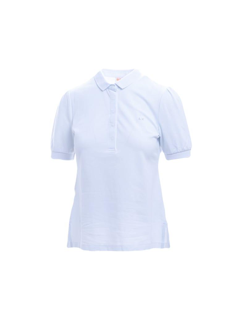 Sun 68 Sun68 Polo Shirt - WHITE