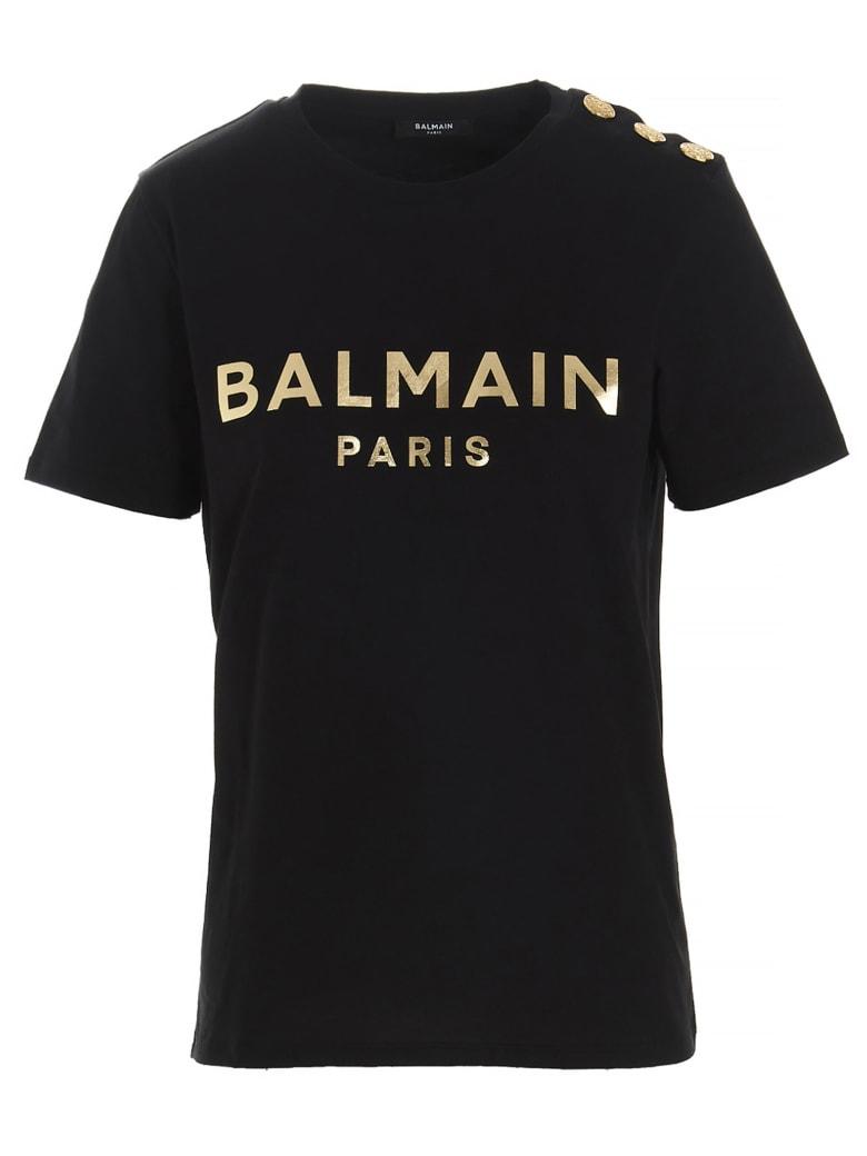 Balmain T-shirt - Nera