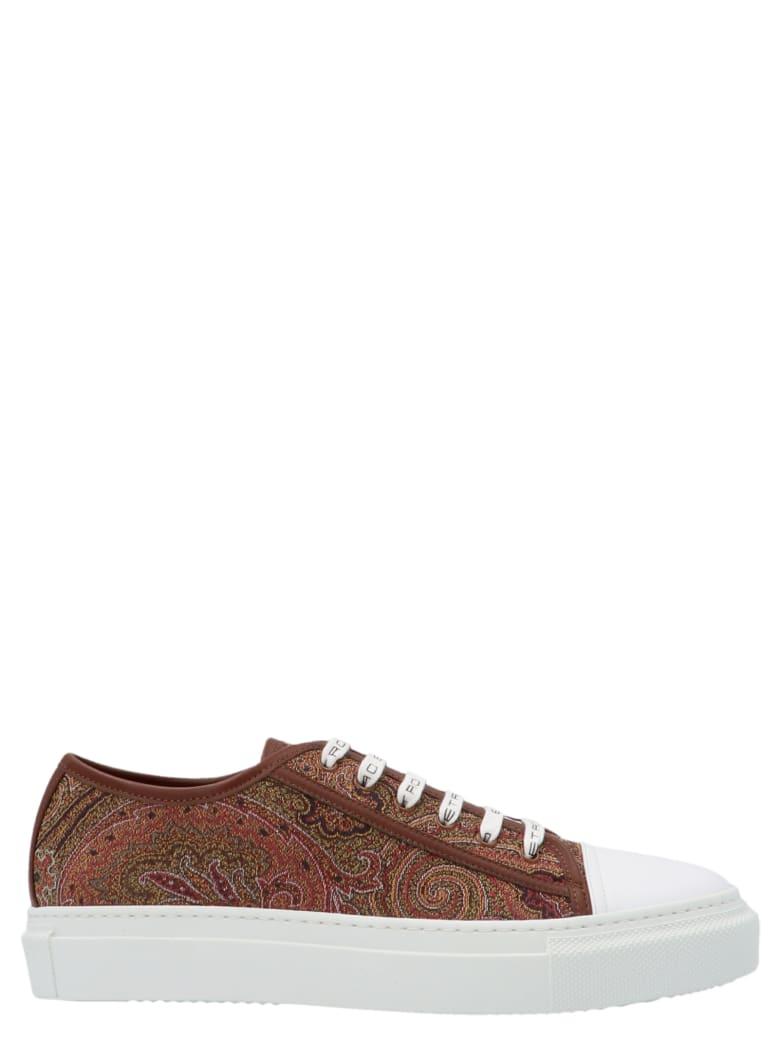Etro 'cassetta' Shoes - Multicolor